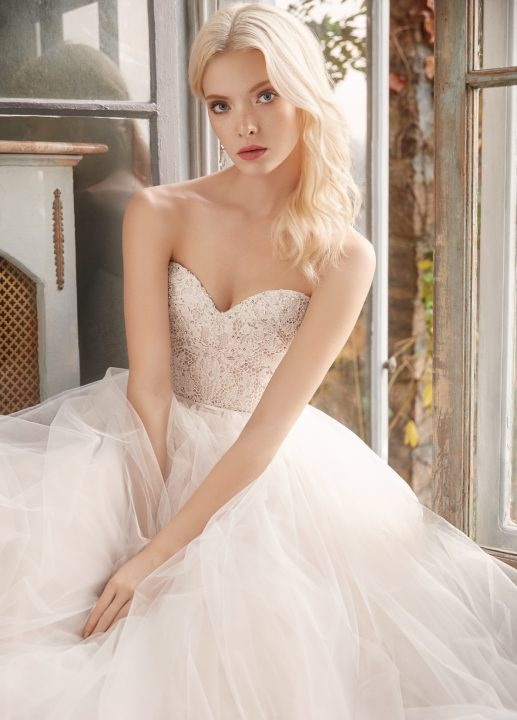 Alvina Valenta 2016 spring wedding dresses 10