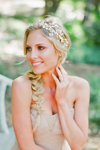 Braided Wedding Hairstyle Brides Must Love 07