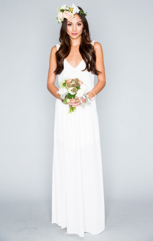 Cheap wedding dresses just cost less than $500 06