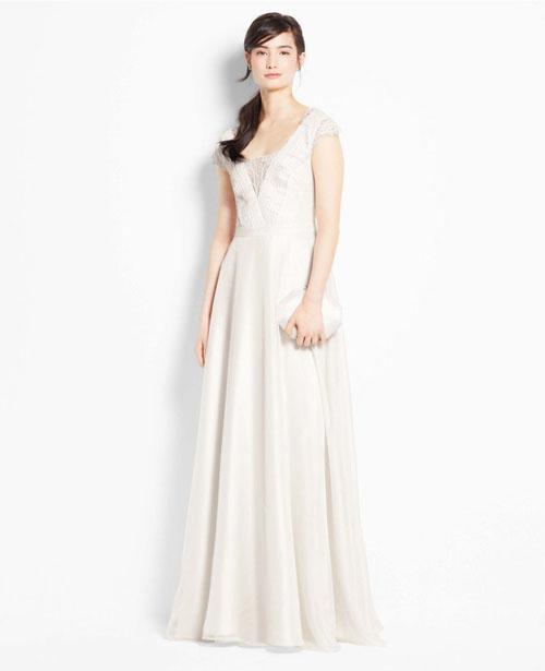12 Chic Wedding Dresses Under $500 - Plus Size Wedding Dress Reviews
