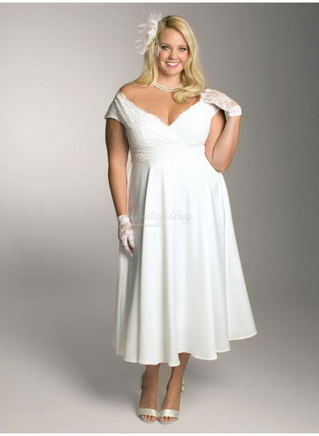 10 beautiful plus size wedding dresses 10