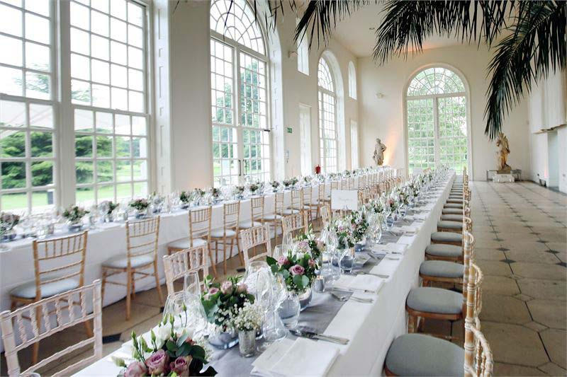 Wedding Place To Stay Kew Gardens Conservatory Wedding
