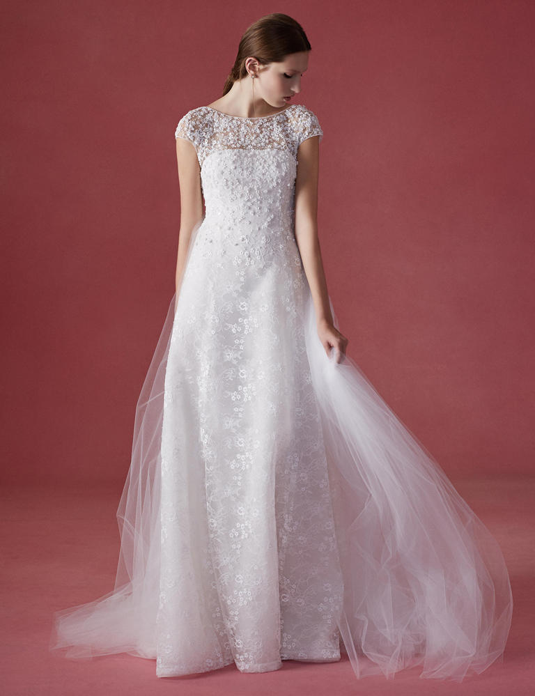 Oscar de la Renta wedding dresses fall 2016