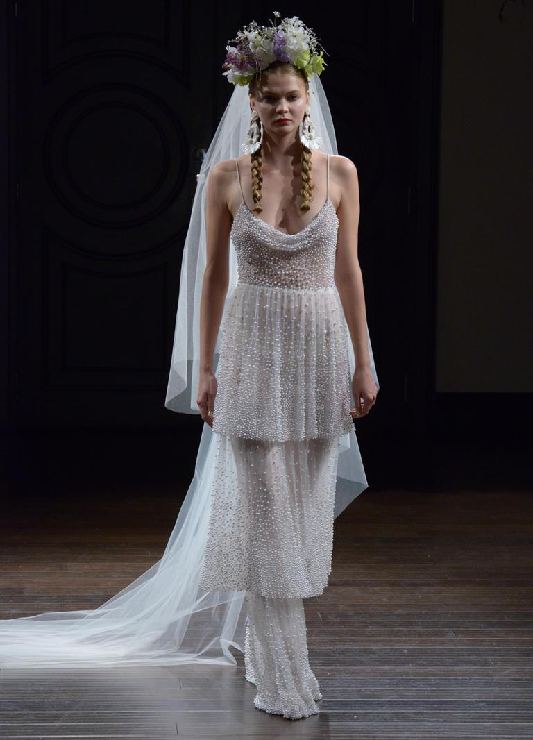 Attractive Naeem Khan Wedding Gown Model - Top Wedding Gowns ...