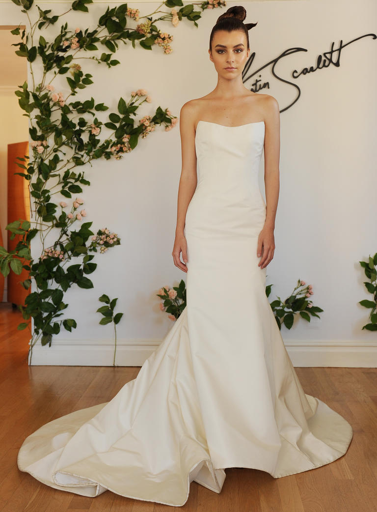 Bridal Fashion Week-Austin Scarlett Fall 2016 Collection ...