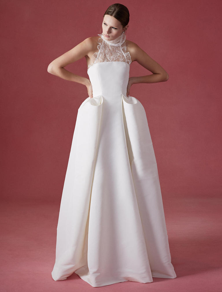 Oscar de la Renta wedding dresses fall 2016 10