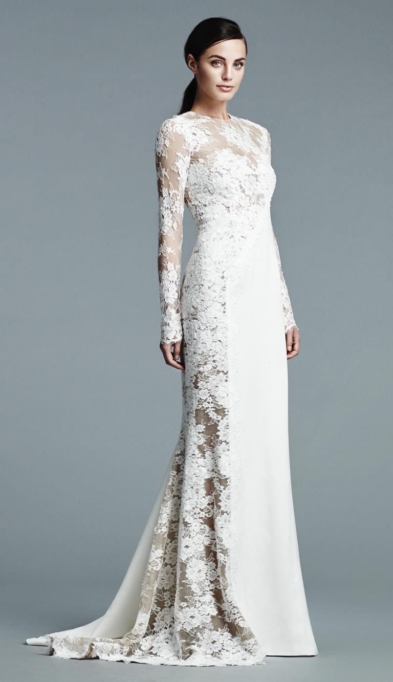J Mendel Spring 2017 Wedding Dresses Are Divine Plus Size