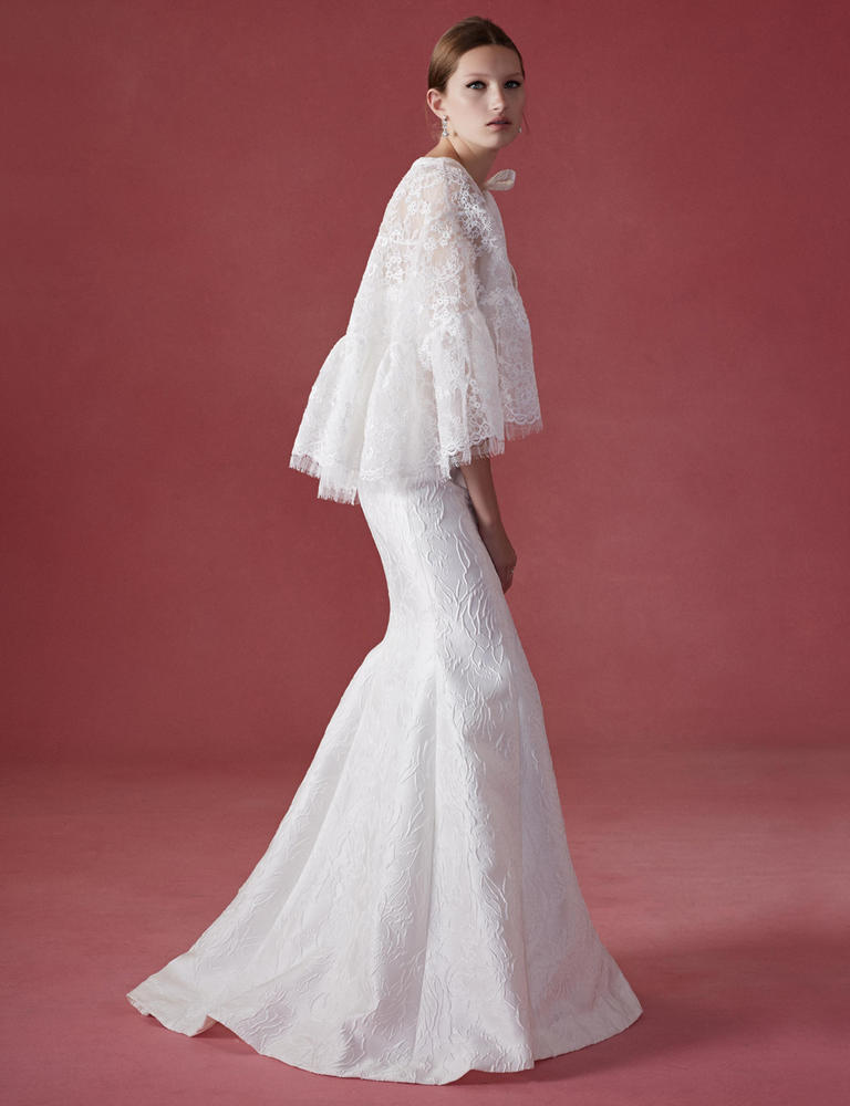 Oscar de la Renta wedding dresses fall 2016 07