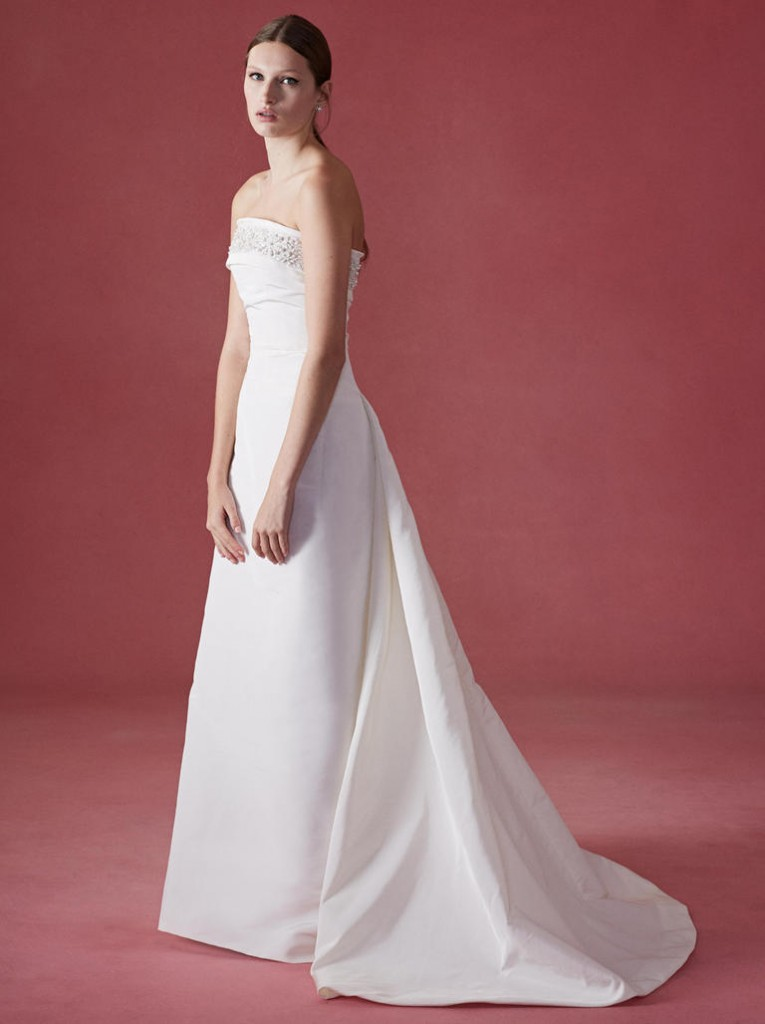 Oscar de la Renta wedding dresses fall 2016 06