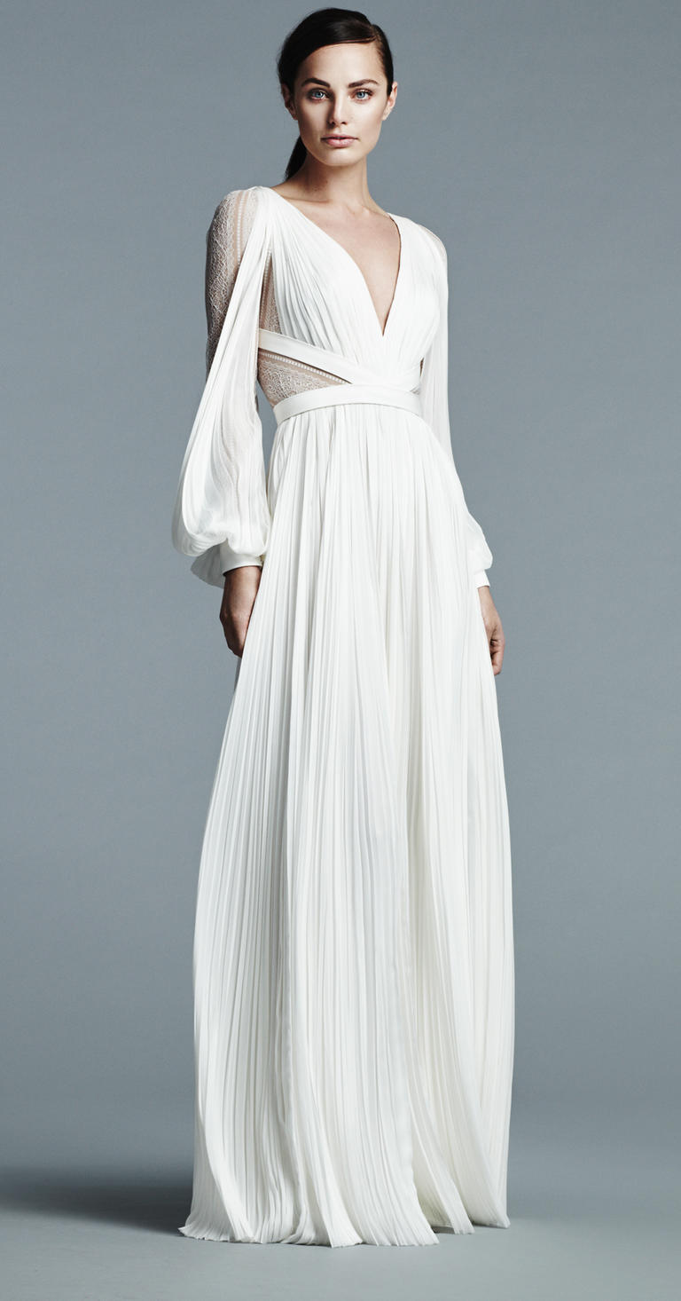 J. Mendel Spring 2017 Wedding Dresses Are Divine | Plus Size Wedding ...