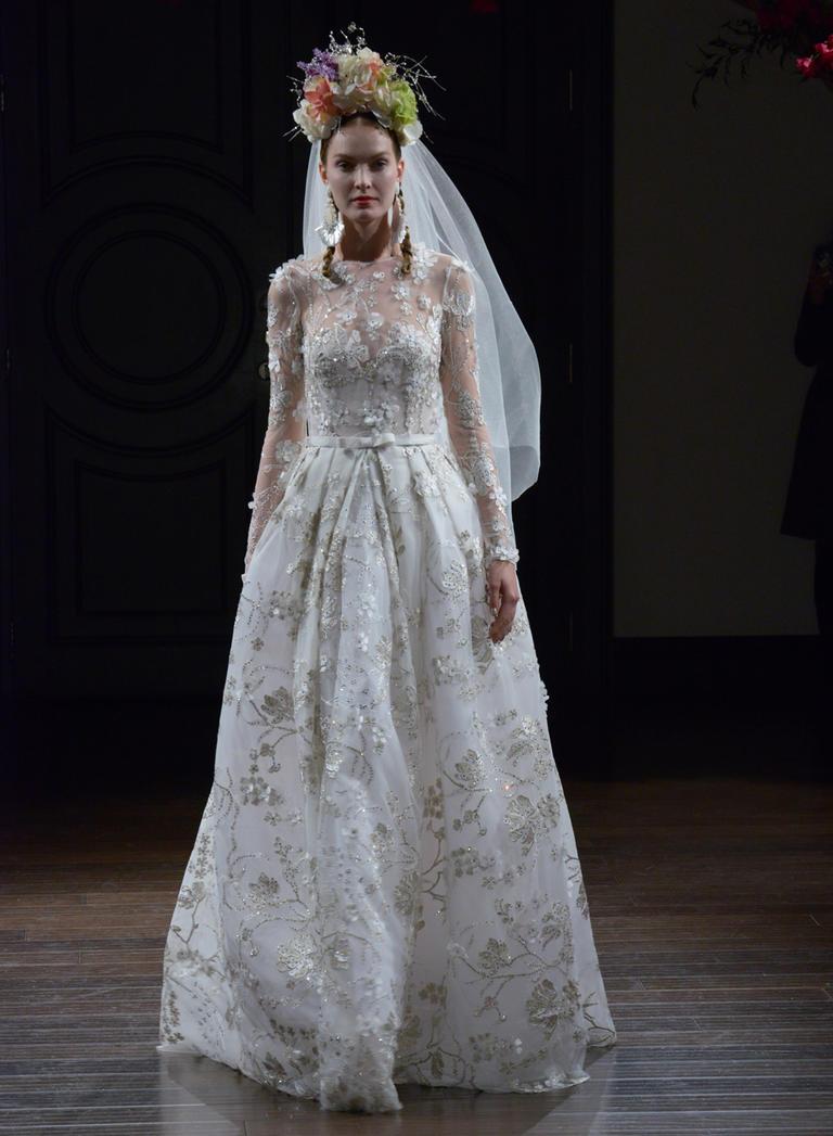 2016 Fall Naeem Khan wedding dresses 12