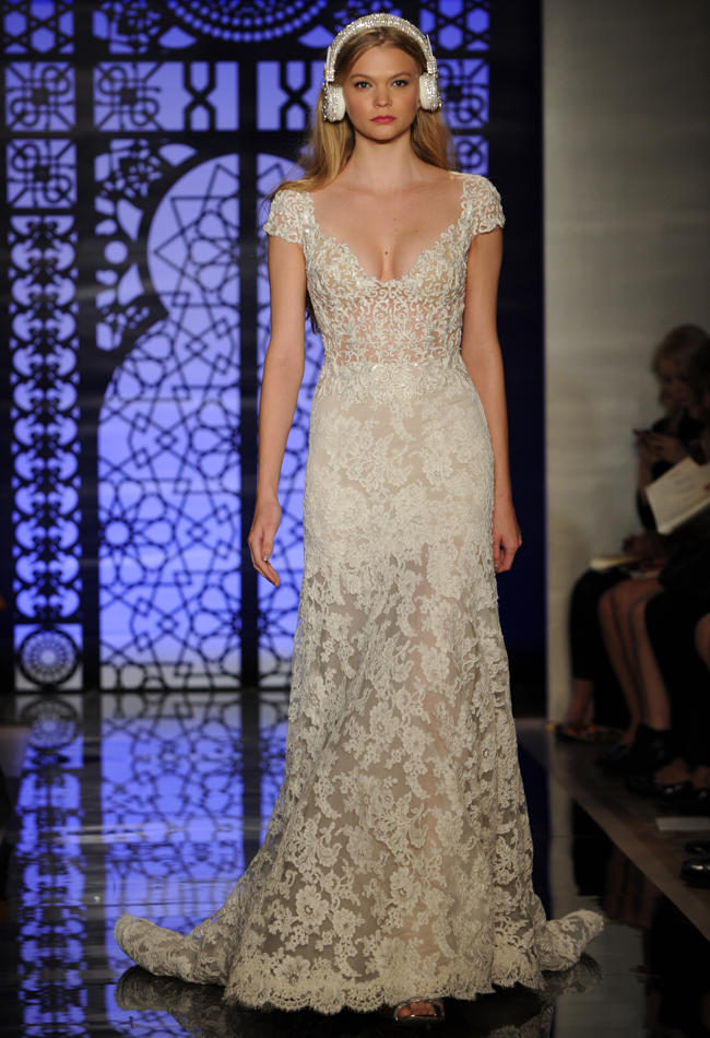 Reem Acra Fall 2016 Wedding Dress Collection Plus Size