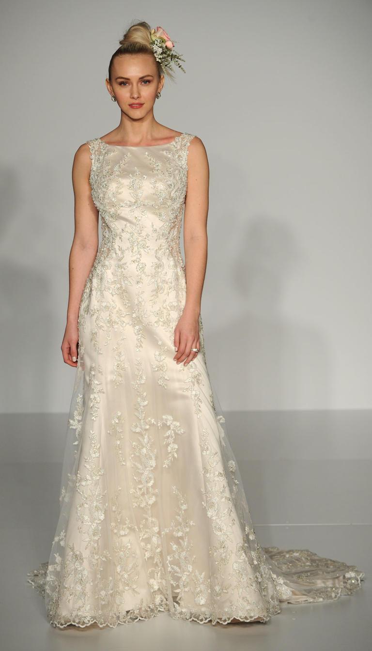 Wedding dresses for elegant brides maggie sottero 39 s fall for Plus size fall wedding dresses