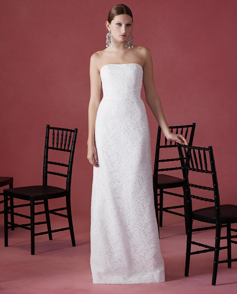 Oscar de la Renta wedding dresses fall 2016 03