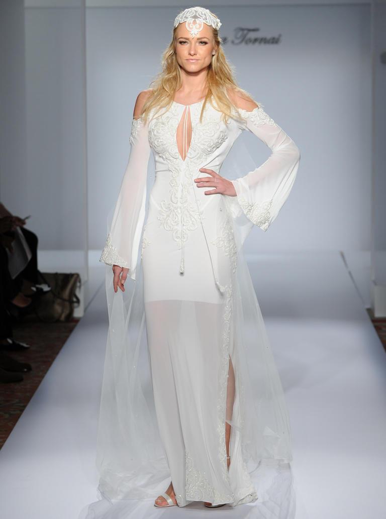 Plus Size Wedding Dresses Pnina Tornai : Pnina tornai wedding dresses plus size dress reviews