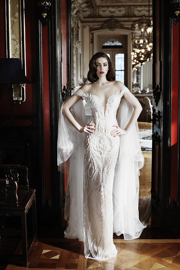 Elihav Sasson 2016 Bridal Collection 10