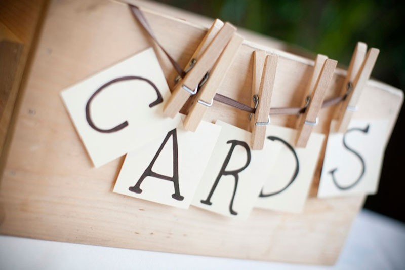 Wording For Wedding Gift Card Box : How To Make A Baby Shower Gift Card Box - Gifts