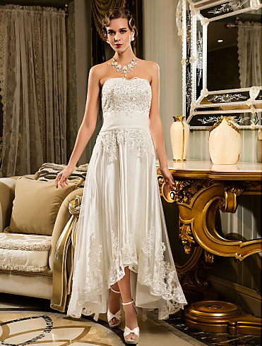 Top10 cheap wedding dresses under $100 09