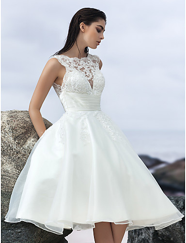 Top10 cheap wedding dresses under $100 04