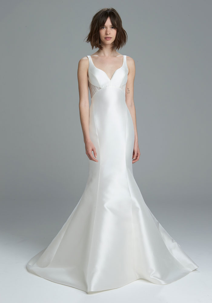 Wedding Dress Trends Reviews : Cut outs the wedding dress trend of plus size