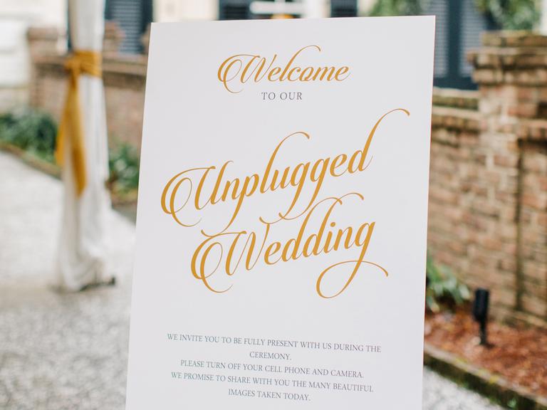 New Wedding Etiquette Rules