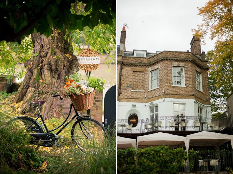 Autumn & Winter Weddings At The Bingham, London