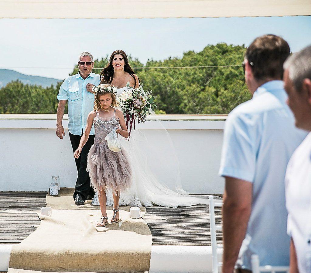 Karen and Stuart's gorgeous wedding day