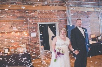 Rock and Roll Wedding in Ohio