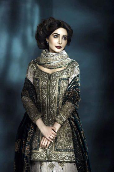 Mehdi Winter Bridal Wedding Dresses 2016-17-Collection