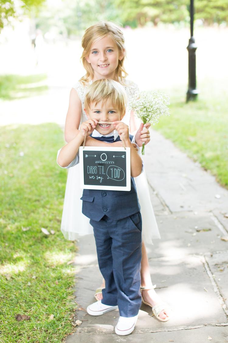 Page Boy Flower Girl Sign Bow Tie Waistcoat Converse Soft Pink Rustic Boho Wedding http://www.natashacadman.com/