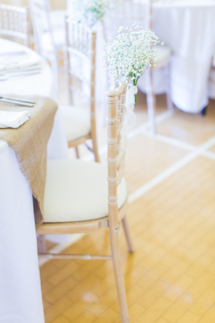 Gyp Gypsophila Baby Breath Bouquet Flowers Chairs Decor Soft Pink Rustic Boho Wedding http://www.natashacadman.com/