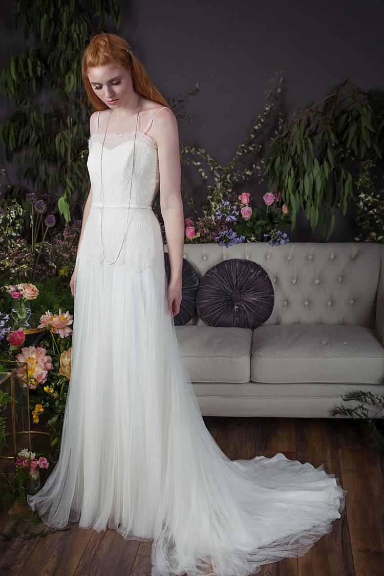 Amber Naomi Neoh 2017 Eden Wedding Bridal Dress Collection