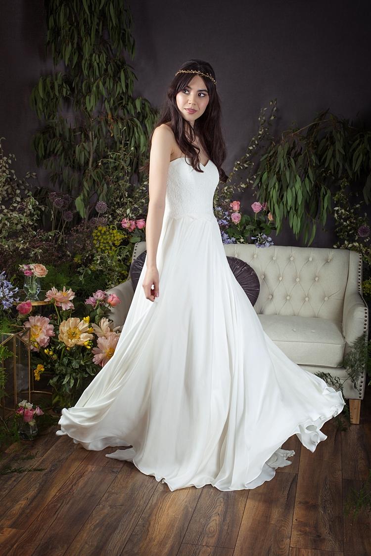Gwen Naomi Neoh 2017 Eden Wedding Bridal Dress Collection