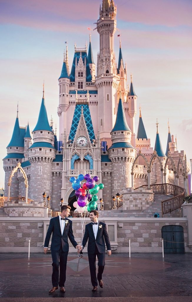 4 Reasons to Have a Disney Wedding