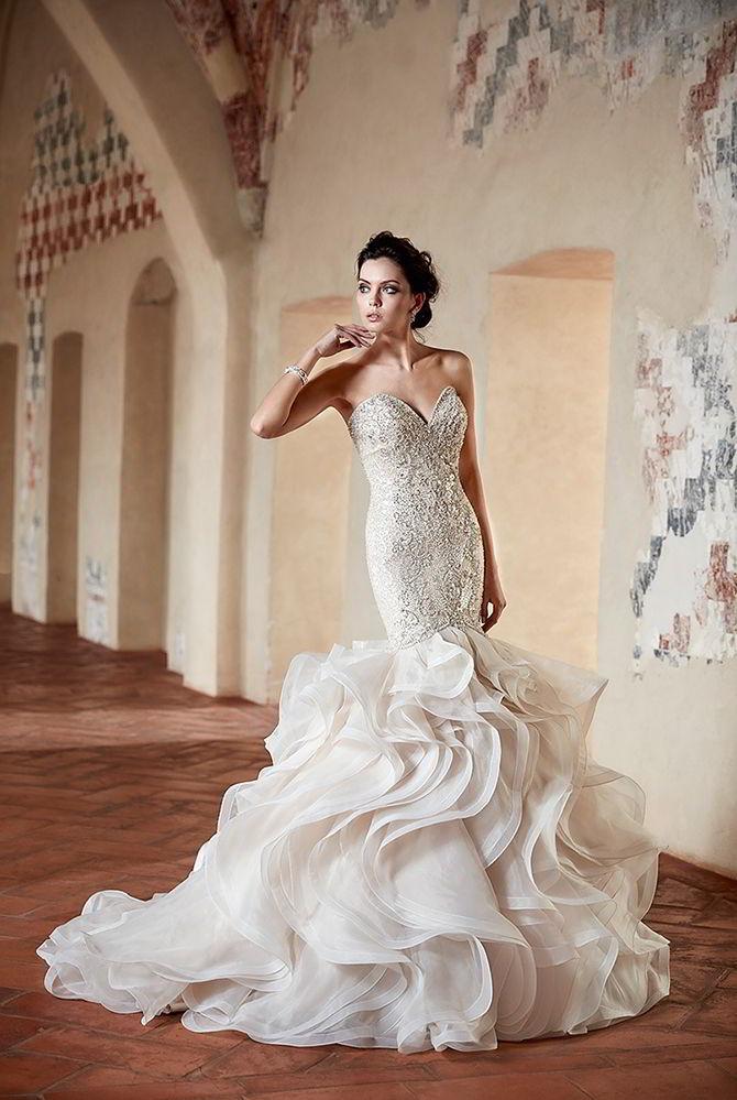 Eddy K 2017 Couture Wedding Dresses Plus Size Wedding Dress Reviews