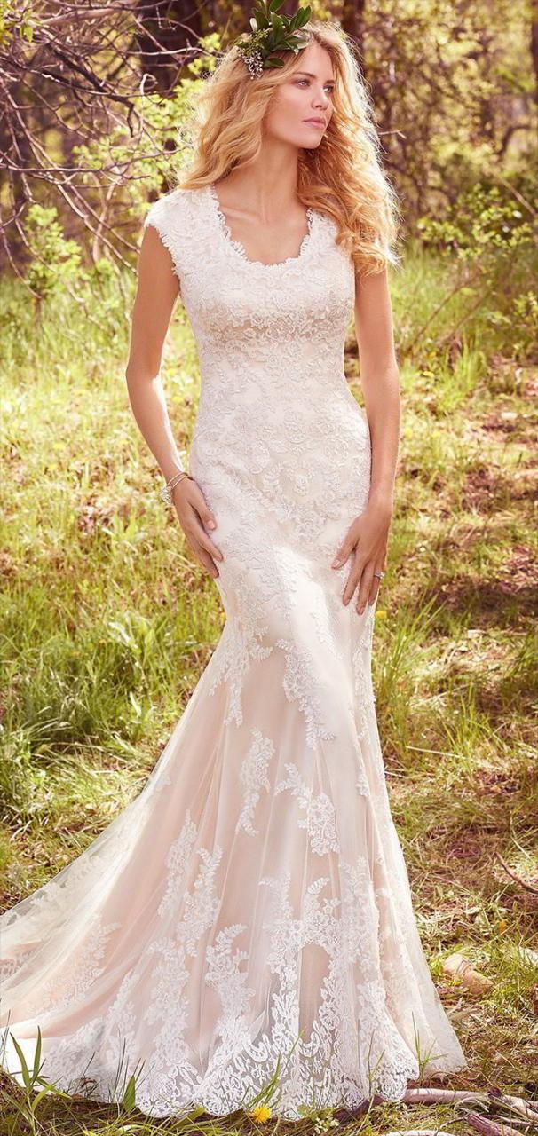 Maggie Sottero Spring 2017 Wedding Dress
