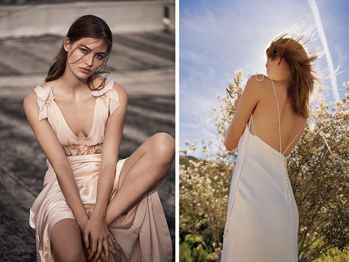 c7d48c81e79 Topshop bridal wpring 2017 collection dresses - Plus Size Wedding ...