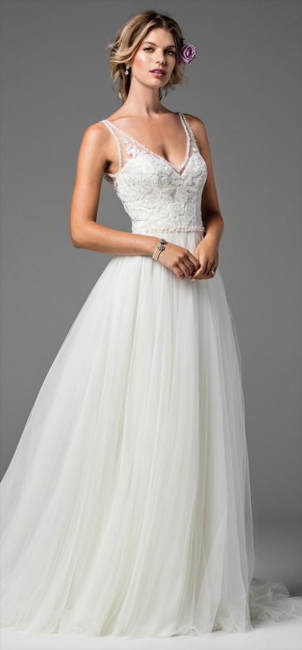 Wtoo by Watters Spring 2017 Wedding Dress
