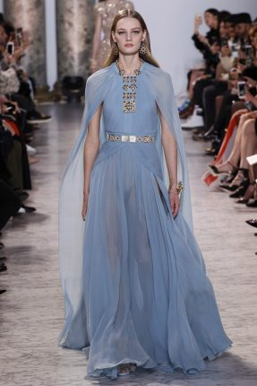 Fashion Friday: Elie Saab Haute Couture Spring 2017