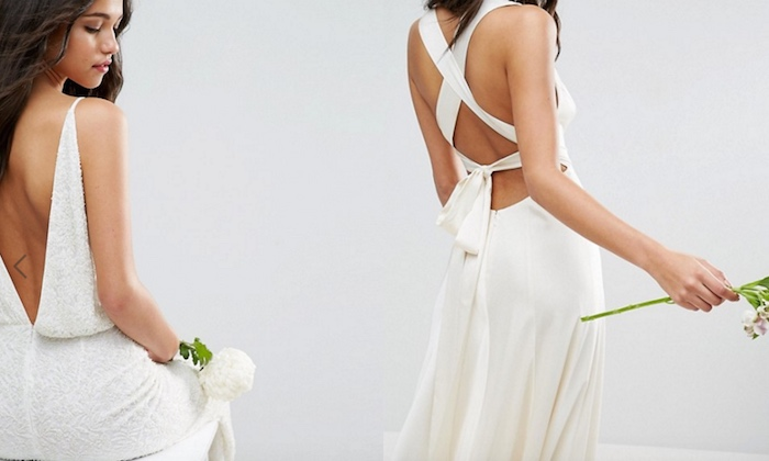 shk modern bridal collection asos