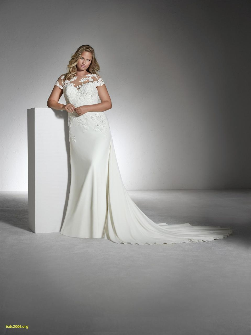 Finlandia I White e Plus Collection Pronovias San Patrick A Linie & Empire Silhouettes I Designer Wedding Dresses Plus Size Brautmode & XXL
