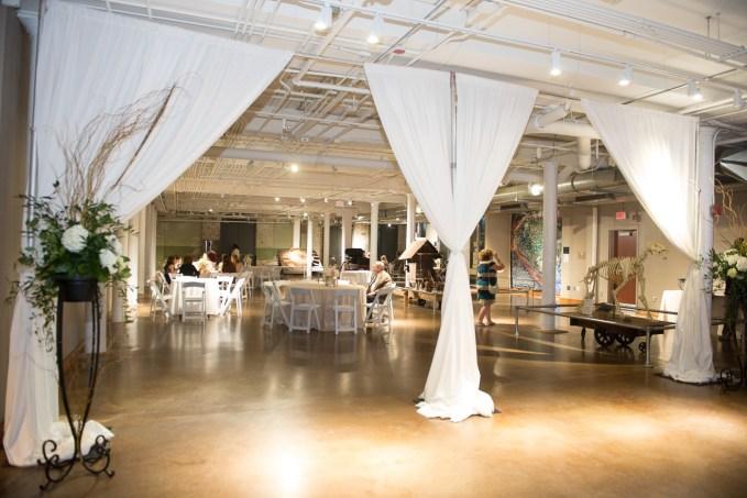 REAL WEDDING | Historic SC State Museum Wedding | Palmetto Duo | Pretty Pear Bride