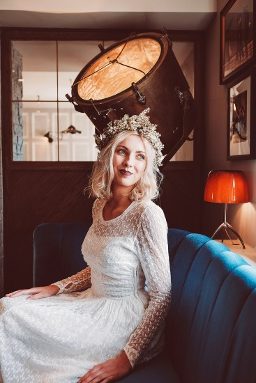 From the 'Story of my Dress' collection of vintage wedding dresses and bridal fashion.