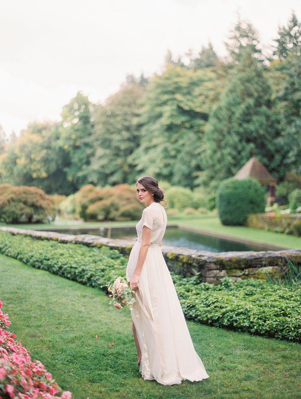 Old World Romantic Wedding Inspiration