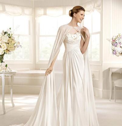 Empire line wedding dresses