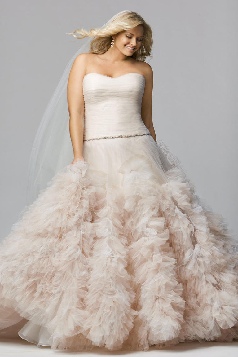 6 Wedding Dress Dos And Don T For Plus Size Silhouettes