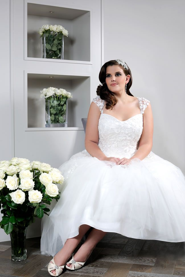 New Sonsie collection from Veromia makes plus-size brides feel amazing