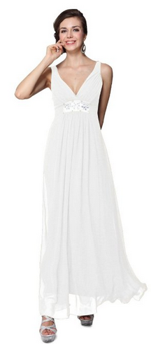 Top 5 Simple And Inexpensive Beautiful Wedding Dress