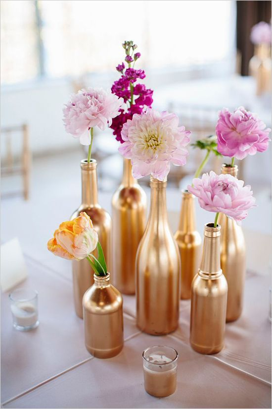 Make A Gold Wedding On Your Important Day