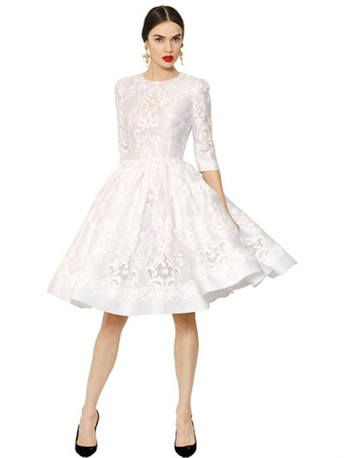 Top11 fashion short wedding dresses 05